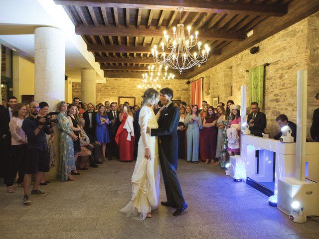 La boda de Jose y Bea en O Aciveiro, Orense 73