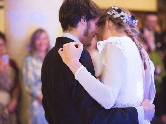 La boda de Jose y Bea en O Aciveiro, Orense 74