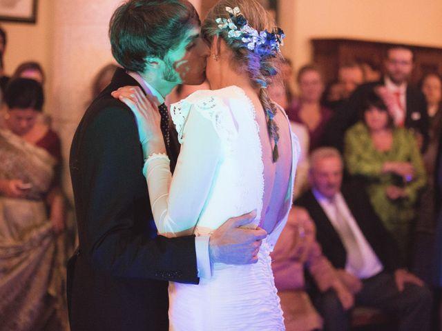 La boda de Jose y Bea en O Aciveiro, Orense 75