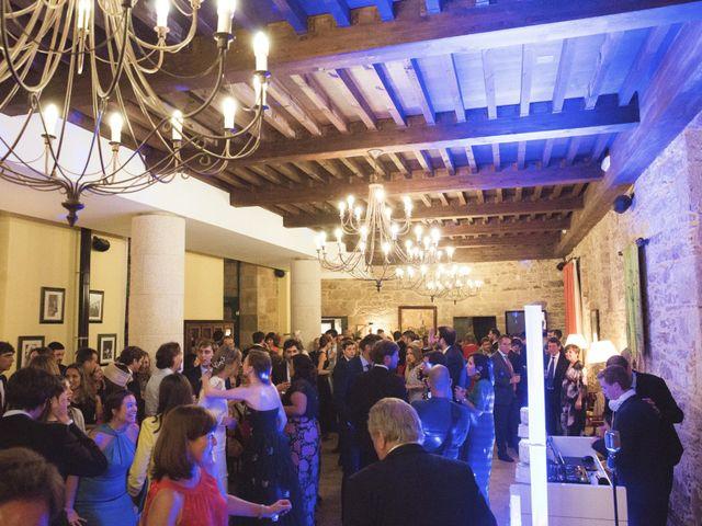 La boda de Jose y Bea en O Aciveiro, Orense 76