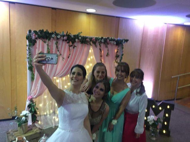 La boda de Giancarlos y Mariana en Madrid, Madrid 2