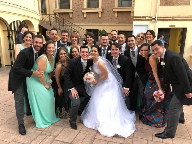 La boda de Giancarlos y Mariana en Madrid, Madrid 6