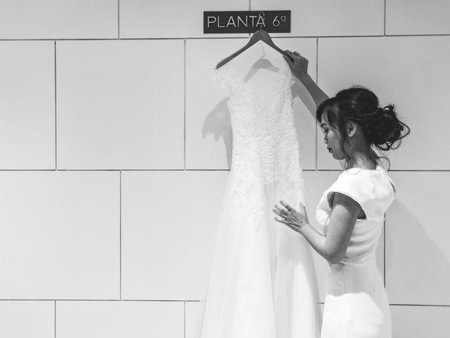 La boda de Diego y Linh en El Molar, Madrid 8
