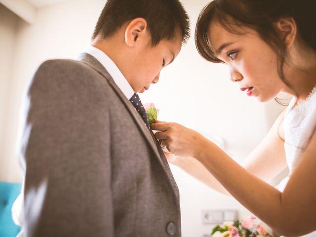 La boda de Diego y Linh en El Molar, Madrid 9