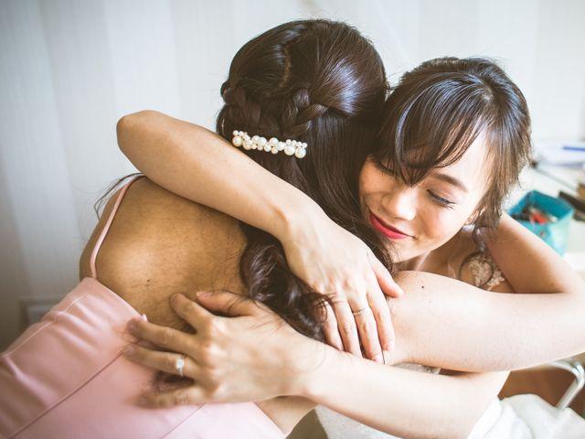 La boda de Diego y Linh en El Molar, Madrid 11