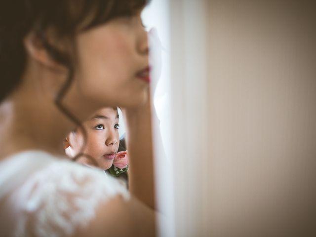 La boda de Diego y Linh en El Molar, Madrid 12