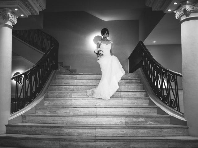 La boda de Diego y Linh en El Molar, Madrid 17