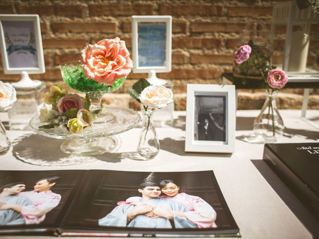 La boda de Diego y Linh en El Molar, Madrid 18
