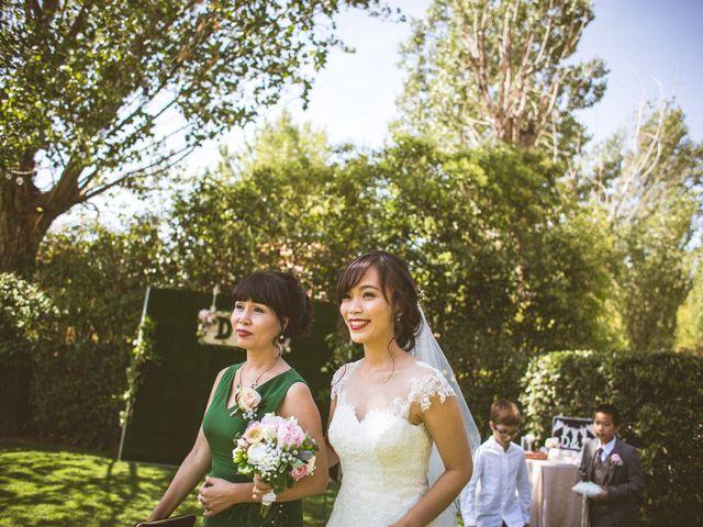 La boda de Diego y Linh en El Molar, Madrid 22