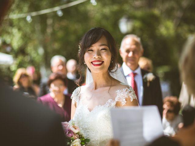 La boda de Diego y Linh en El Molar, Madrid 23