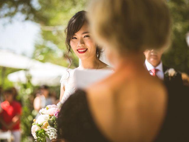 La boda de Diego y Linh en El Molar, Madrid 24
