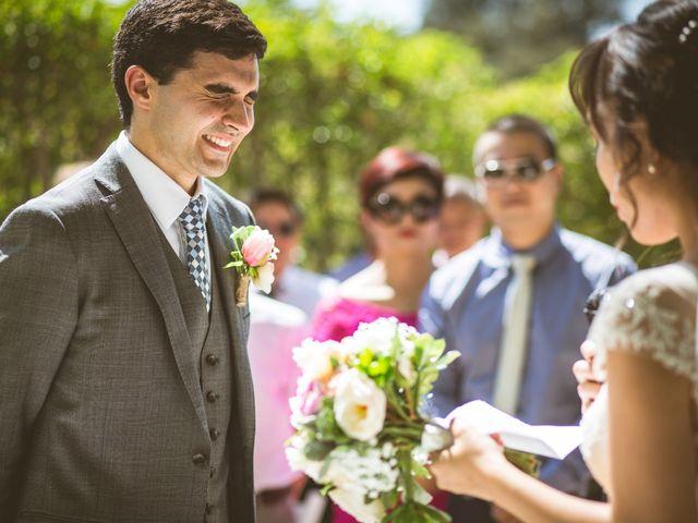 La boda de Diego y Linh en El Molar, Madrid 27