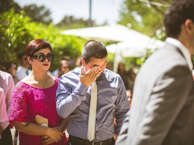 La boda de Diego y Linh en El Molar, Madrid 28