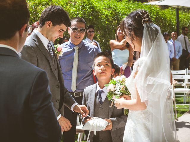 La boda de Diego y Linh en El Molar, Madrid 29
