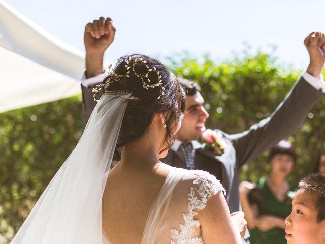 La boda de Diego y Linh en El Molar, Madrid 30