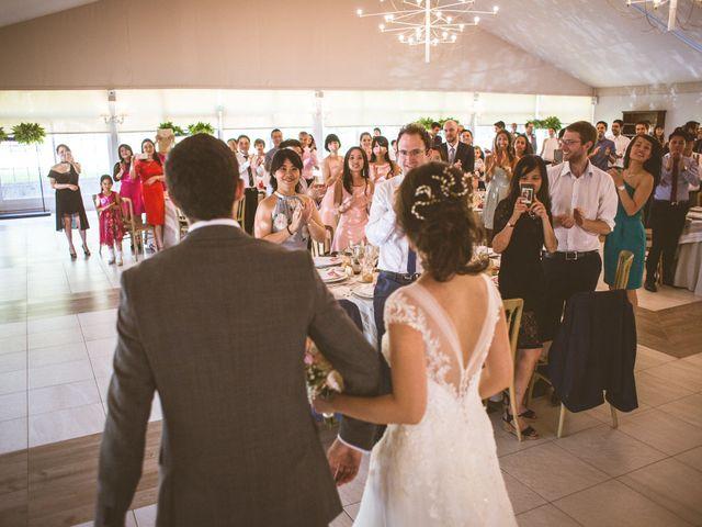 La boda de Diego y Linh en El Molar, Madrid 33