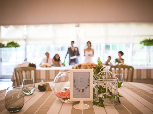 La boda de Diego y Linh en El Molar, Madrid 35