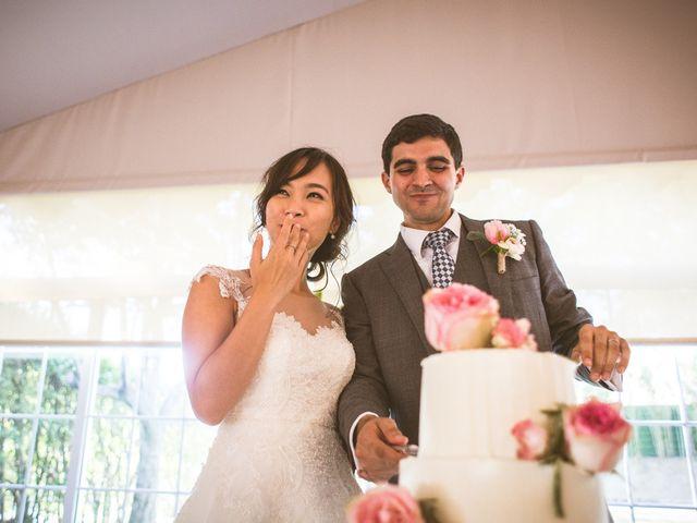 La boda de Diego y Linh en El Molar, Madrid 40