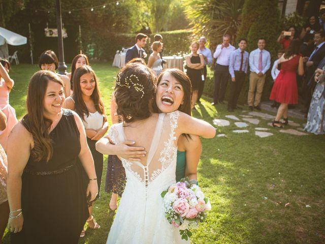 La boda de Diego y Linh en El Molar, Madrid 42