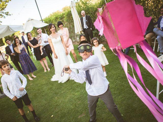 La boda de Diego y Linh en El Molar, Madrid 44