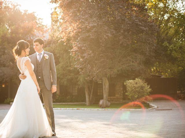 La boda de Diego y Linh en El Molar, Madrid 46