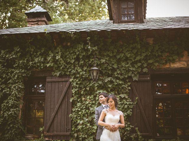 La boda de Diego y Linh en El Molar, Madrid 47