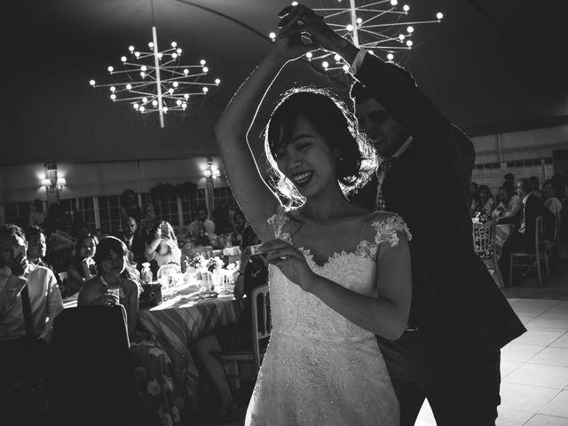 La boda de Diego y Linh en El Molar, Madrid 55