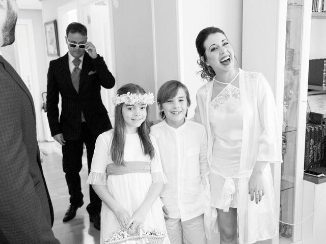 La boda de Juan Antonio y Gema en Caracuel De Calatrava, Ciudad Real 12
