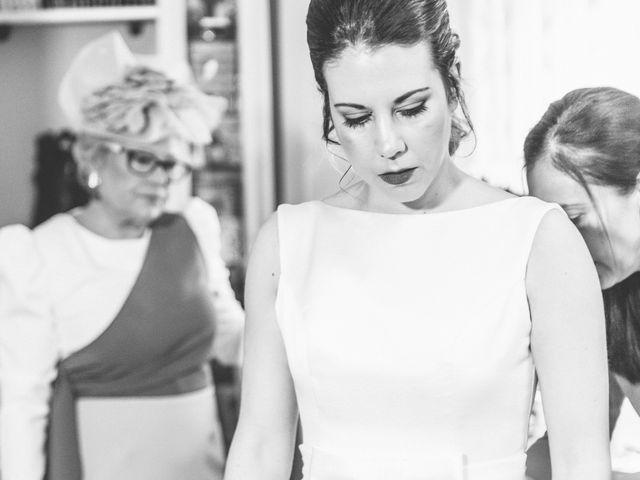 La boda de Juan Antonio y Gema en Caracuel De Calatrava, Ciudad Real 14