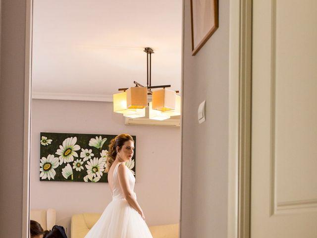 La boda de Juan Antonio y Gema en Caracuel De Calatrava, Ciudad Real 23