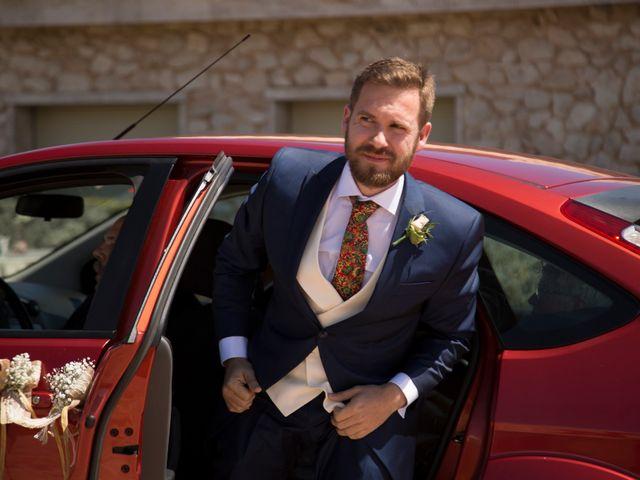La boda de Juan Antonio y Gema en Caracuel De Calatrava, Ciudad Real 29