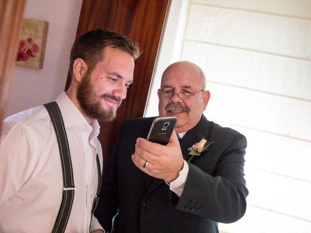 La boda de Juan Antonio y Gema en Caracuel De Calatrava, Ciudad Real 34