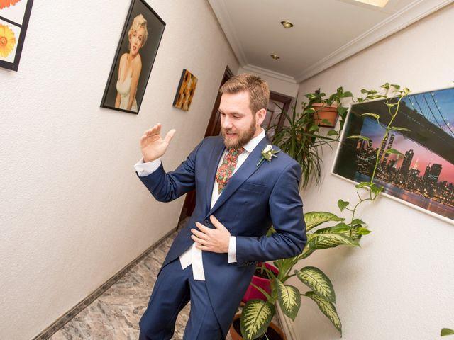 La boda de Juan Antonio y Gema en Caracuel De Calatrava, Ciudad Real 37