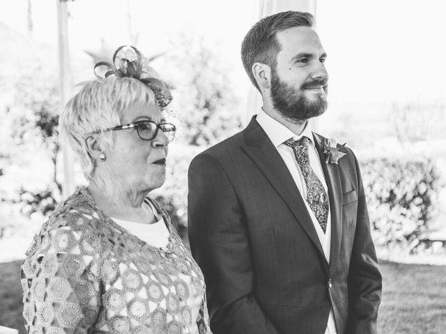 La boda de Juan Antonio y Gema en Caracuel De Calatrava, Ciudad Real 40