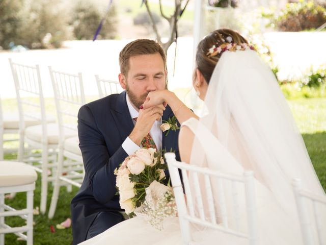 La boda de Gema y Juan Antonio