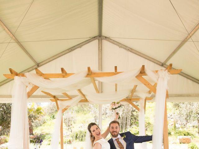 La boda de Juan Antonio y Gema en Caracuel De Calatrava, Ciudad Real 49
