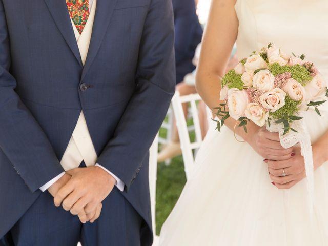 La boda de Juan Antonio y Gema en Caracuel De Calatrava, Ciudad Real 55