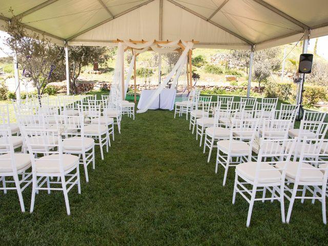 La boda de Juan Antonio y Gema en Caracuel De Calatrava, Ciudad Real 65