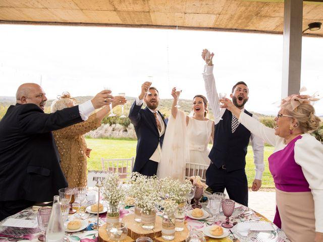 La boda de Juan Antonio y Gema en Caracuel De Calatrava, Ciudad Real 67
