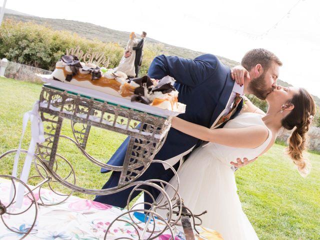 La boda de Juan Antonio y Gema en Caracuel De Calatrava, Ciudad Real 69
