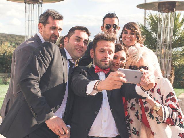 La boda de Juan Antonio y Gema en Caracuel De Calatrava, Ciudad Real 73