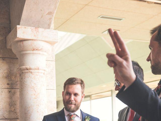La boda de Juan Antonio y Gema en Caracuel De Calatrava, Ciudad Real 84