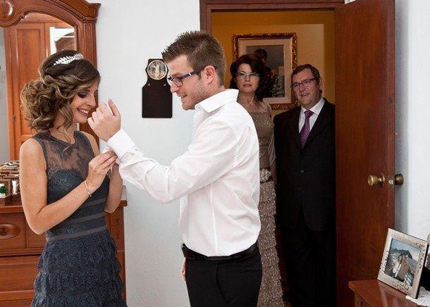 La boda de Carlos y Ana en Iznajar, Córdoba 8