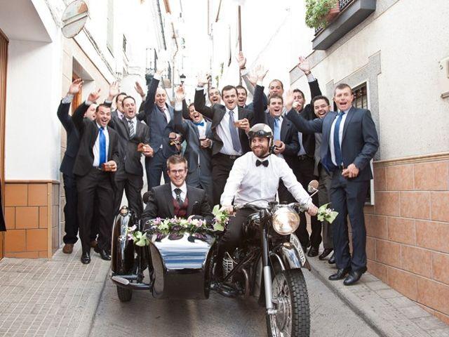La boda de Carlos y Ana en Iznajar, Córdoba 20
