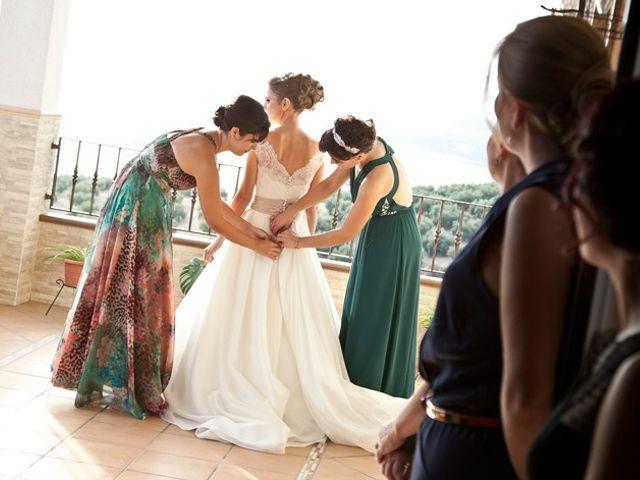 La boda de Carlos y Ana en Iznajar, Córdoba 24