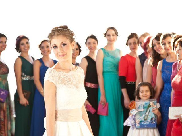 La boda de Carlos y Ana en Iznajar, Córdoba 28