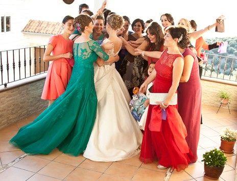 La boda de Carlos y Ana en Iznajar, Córdoba 29