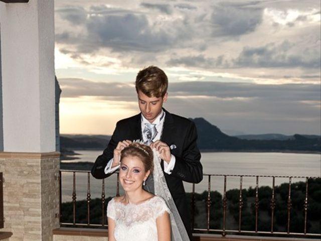 La boda de Carlos y Ana en Iznajar, Córdoba 33