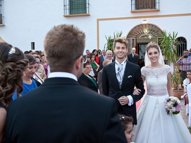 La boda de Carlos y Ana en Iznajar, Córdoba 36