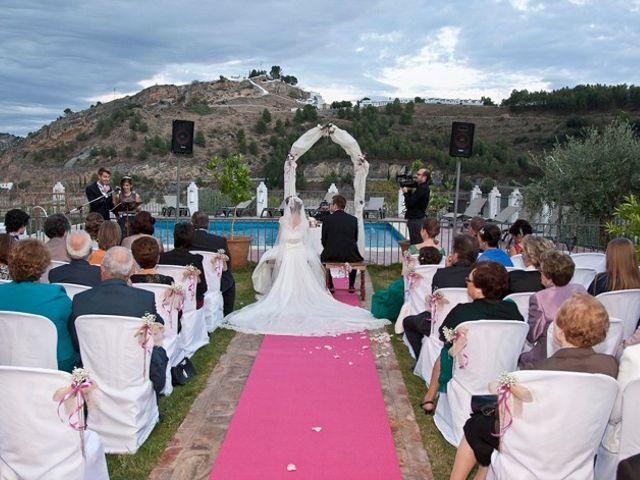 La boda de Carlos y Ana en Iznajar, Córdoba 37